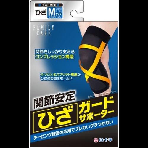 【まとめ買い】FC 関節安定 ひざガード サポーター Mサイズ ×2セット