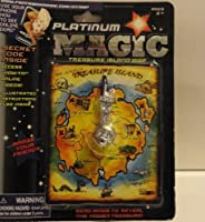 Platinum Magic Treasure Island Map by Fantasma Magic [並行輸入品]