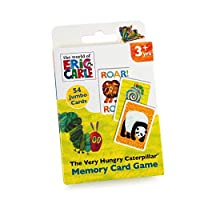 Paul Lamond 6145 The Very Hungry Caterpillar Memory Card Game by Paul Lamond