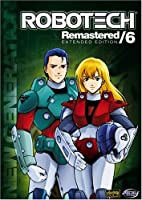 Robotech Remastered 6: New Generation Collection 1 [DVD] [Import]
