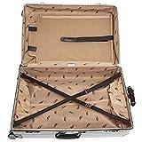 (リモワ) RIMOWA リモワ スーツケース RIMOWA 971.73.00.4 CLASSIC FLIGHT クラシックフライト 78CM 89L 4輪 TSAロック付き キャリーケース SILVER [並行輸入品]