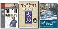 Bundle: THE TAI CHI 3-Book Bundle by Robert Chuckrow includes Tai Chi Walking book and Tai Chi Dynamics book. [並行輸入品]
