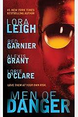 Men of Danger: A Romantic Suspense Anthology (Elite Ops Series) Kindle Edition