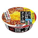 寿がきや食品 全国麺めぐり 辛口 小田原タンタン麺 127g×12箱