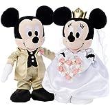 ディズニーブライダル/ミッキーマウス&ミニーマウス 洋装(M)