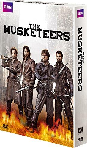 マスケティアーズ パリの四銃士 DVDコレクターズBOX