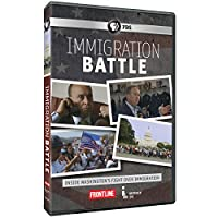 Frontline: Immigration Battle [DVD]