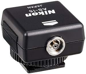 Nikon ホットシューアダプタ AS-15