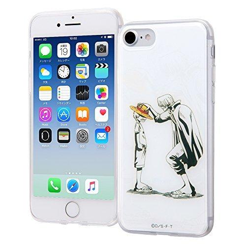 iPhone 8/7 ワンピース/TPUケース+背面パネル/...