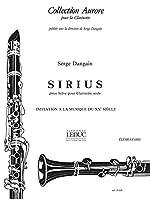 Serge Dangain: Sirius (Clarinet Solo)