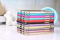 【VSTN】全5色 Apple iPhone 6 Plus 5.5インチ 専用 ケース バンパー 保護フレーム 航空機用アルミバンパー (シャンパンゴールド)