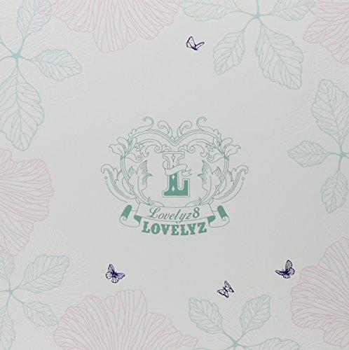 1stミニアルバム - Lovelyz8 (韓国盤)