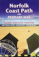 Trailblazer Norfolk Coast Path & Peddars Way: Knettishall Heath - Hunstanton - Hopton-on-Sea: 77 Large-scale Maps & Guides to 45 Towns and Villages; Planning, Places to Stay, Places to Eat