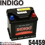INDIGO 密閉型バッテリー 54459 【長期保証・初期充電済】