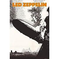 LED ZEPPELIN レッドツェッペリン (デビュー50周年記念) - Led Zeppelin I/ポスター 【公式/オフィシャル】