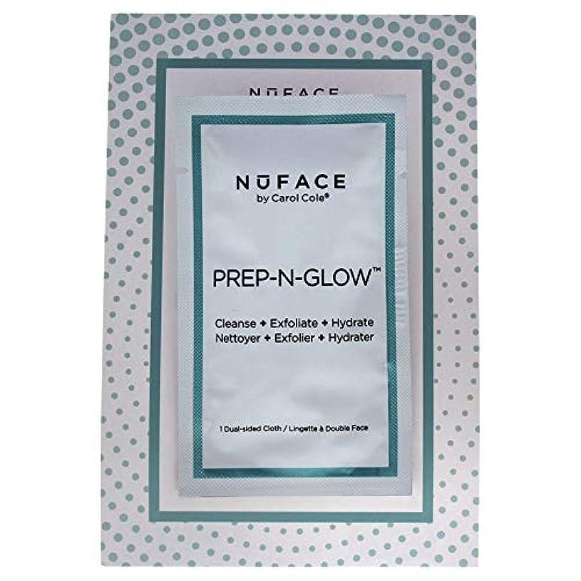 天皇機知に富んだ代わりにを立てるPrep-N-Glow Textured Cleansing Cloth