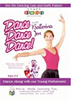 """Start Smarter Presents: """"Dance Dance Dance with Ballerina Jen"""" - Modern Ballet for Girls"""