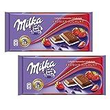 ミルカ チョコレートストロベリー 100g