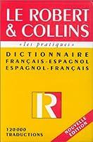 DICTIONNAIRE FRANCAIS-ESPAGNOL ESPAGNOL-FRANCAIS. Nouvelle edition