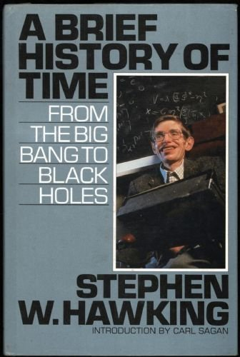 Brief History of Time: From the Big Bang to Black Holes (G K Hall Large Print Book Series)