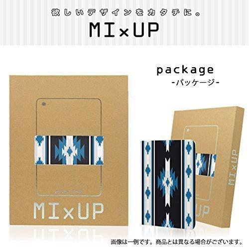 MIxUP iPad2 iPad3 iPad4 スマート カバー バック ケース 手帳型 スタンド 機能 アイパッド 2/3/4 おしゃれ かわいい 和柄 金魚 MXP-4-ssWA-kingyo