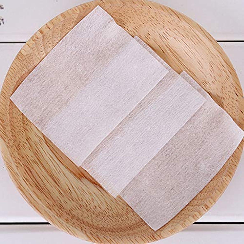 清める統計的道に迷いましたDC 不織綿パッドクレンジング綿使い捨てクレンジングタオル箱入り150枚
