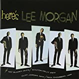 HERE'S LEE MORGAN(2CD) 画像