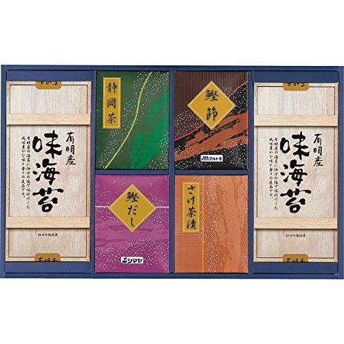 海苔・鰹・お茶漬け・静岡茶詰合せ 15-2707-078