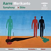 Symphony No. 2 - Ekho for Soprano & Orchestra (2013-12-02)