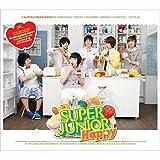 Super Junior Happy - 1st Mini Album - Cooking? Cooking!(韓国盤)