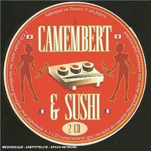 Camembert & Sushi