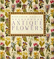 Antique Flowers In Needlepoint