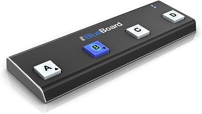 IK Multimedia iRig BlueBoard ワイヤレスMIDIペダルボード【国内正規品】