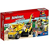 LEGO Juniors Demolition Site 10734 Playset Toy