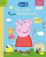 ELTERN-Buecher: Das grosse Peppa-Vorlesebuch: Mit Vorlese-Tipps von Experten