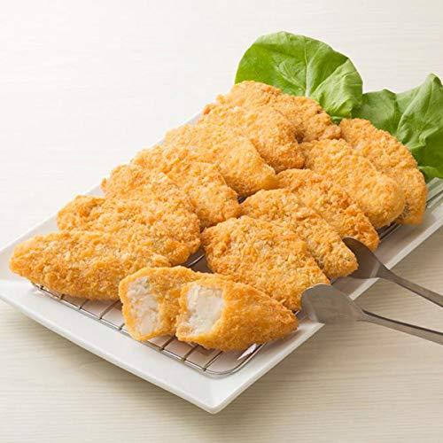 【業務用】ニッスイ 笹形白身魚フライSN50(袋入) 冷凍 10枚(500g)