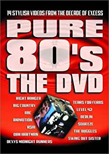Pure 80's THE DVD [Import]