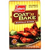 Lieber's Coat N Bake Buffalo Wing Mix,