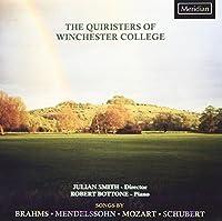 Songs By Brahms Mendelssohn
