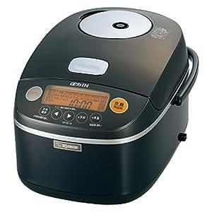 象印 圧力IH炊飯器 1升 ブラック NP-BU18-BA