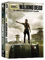 Walking Dead: Season 3 & 4 [DVD]