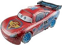 Mattel Disney-Pixar CARS - ICE RACERS - 1:55 Scale Special Icy Edition LIGHTNING MCQUEEN マテル ディズニー 「カーズ」  1/55 スケール ミニカー  「アイス・レーサーズ 」ライトニング・マックイーン