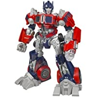 Hasbro Transformers Cyber Stompin' Optimus Prime Action Figure