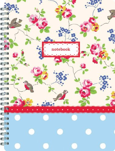Cath Kidston Notebook: Birds