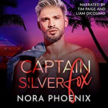 Captain Silver Fox: An Age Gap MM Romance