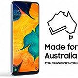 Samsung Galaxy A30 32GB Smartphone (Australian Version), White