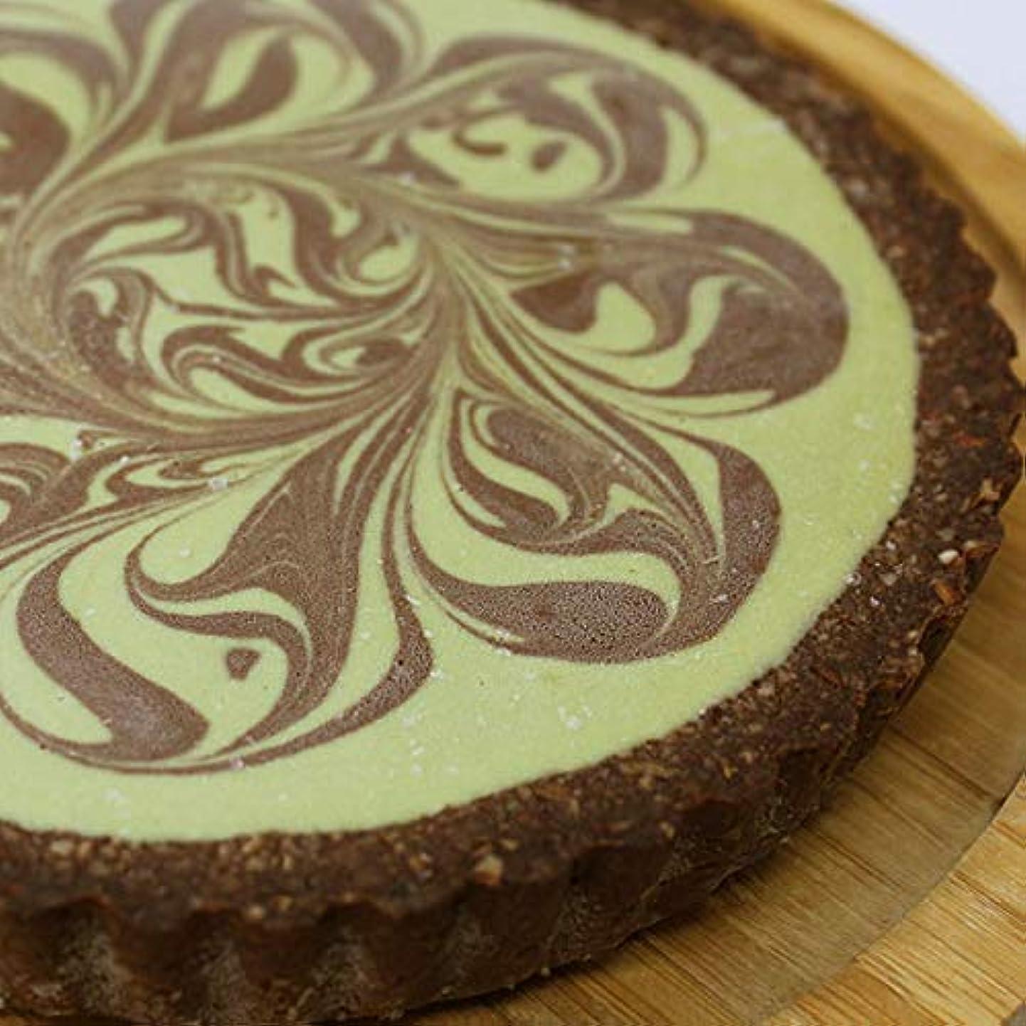 落ち着いたランドマーク急速なロハスオリジナル 手作り チョコレートミントロータルト