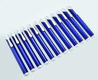 Pentel Tri消しゴム–Retractable 3Sided消しゴム、ブルーホルダーの数量12)