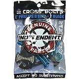 インディペンデント (INDEPENDENT) 1 PHILLIPS (BLUE/BLACK) スケートボード スケート ハードウエア ビス ナット