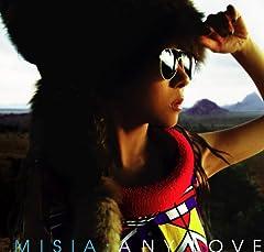 MISIA「ANY LOVE」のジャケット画像